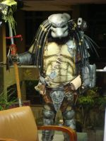 My First Predator Suit Sakura con 2010 Best Novice by 2006chaos