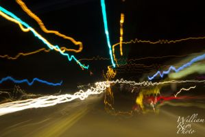lights in the night by Weaselwoop