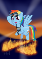 Dash to the Future by phallen1