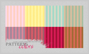 Colors Patterns by M00n-FaCe