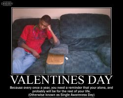 Valentine's Day '12 -demotivation- by Dragunov-EX