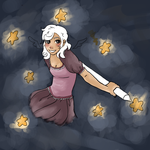 Stars :: WIP by Queen-of-the-Cheese