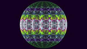 Jw0523-2 Knitted Sphere by dont89