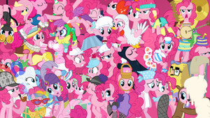 All The Pinkies by Eagle1Division