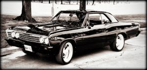 First Generation Chevy Malibu SS by Joe-Lynn-Design