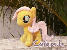 Baby Fluttershy ^3^ by Chibi-pets