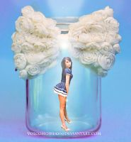 Message in a bottle.. by volcomgirl420