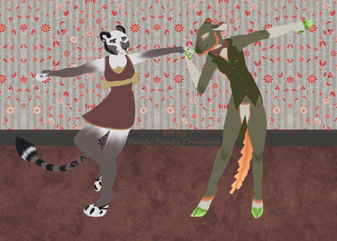 Dancewithredd by PacificPandaCreation