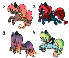 Marking Mares OTA CLOSED by FallenFateAdopts