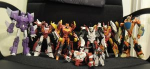 Temporary MTMTE Group Shot by BlurrzFire