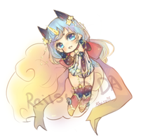Unicorn Adoptable Auction-- [Closed!] by Raiisu