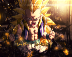Gotenks B-day by GodspeedK