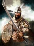 2013-BADASS_SALADIN by Vandrell