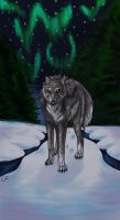 The Wolf's Eyes Have Found Their Prize by ElementalShifter