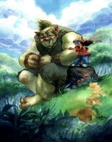 How to Be an Ogre by aridante