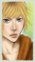 Kenny the beauty by Lollyviech