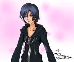 happy xion by omaega