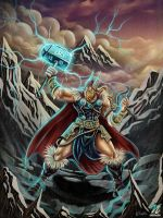 Thor by EdgarSandoval