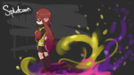 Splatoon [Inkling] by BlazingCobalt