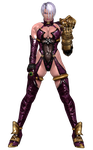 Soul Calibur 2 - Ivy by MJUMP