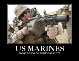 The Marines by jmig3