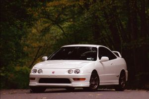 Acura Integra Type-R 2002. by TiTim