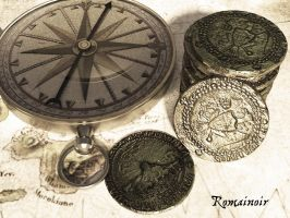 Compass by R0mainR