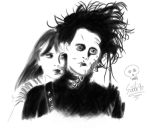 Edward Scissorhands by saddi90