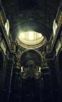 Architecture in Rome 01 by pablorenauld