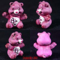 Killer Care Bear Stumpy Bear by Undead-Art