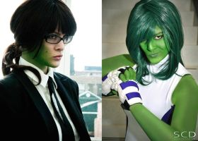 She-Hulk: Preview by KingdomofColette