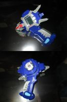 Beyblade Artifact: Dranzer Shooter by Kyouseme-Arasaki