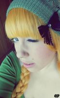 Original Cosplay (Casual Green) 2 by SaFHina