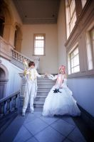 Suzaku and Euphie by Queen-Orange