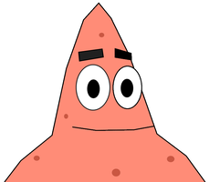 Patrick Star by MasterAccount