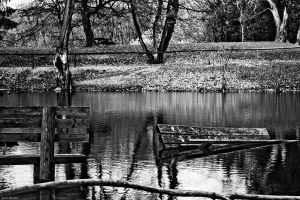 Black Water Rest by Xrisoka
