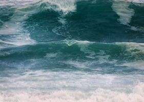 sea waves by addon