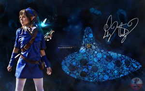 The Legend of Lindsey Stirling by juztkiwi