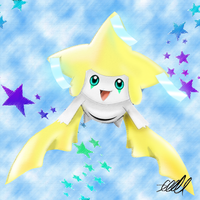 Jirachi Wish Maker by PhoenixDestruction