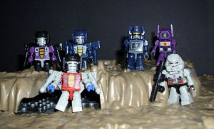 Kre-O - TF Decepticons by CyberDrone