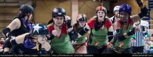 Assassination City Roller Derby - 16 March 2013 by sfolse
