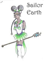 Sailor Earth by Dragonkitty13