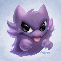 093 - Haunter by TsaoShin