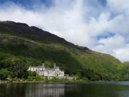 Kylemore Abbey by onesh0t