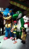 AX 2015- Some Smash by Crystalsonicfan