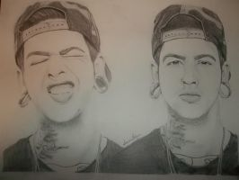 T. Mills - Expressions by awkwarddino