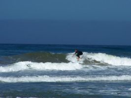 Californian Surfer by gromten