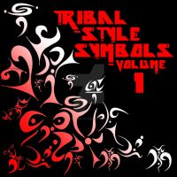 Tribal style symbols by Arkangel007