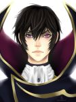 Lelouch Lamperouge Fan Art by cathrine6mirror