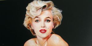 MARILYN by davidreevespayne1
